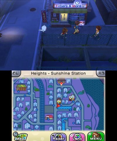 Yo-Kai Watch - Screenshots - Bild 18