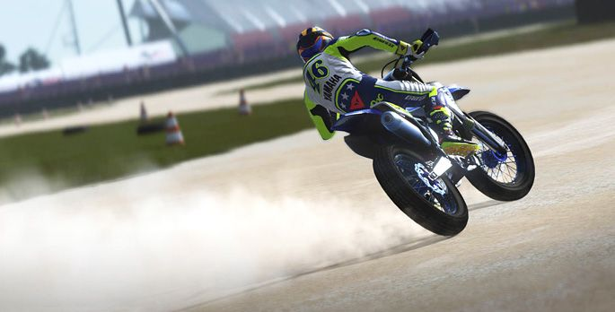 Valentino Rossi: The Game - Test