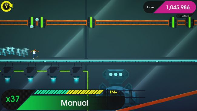 OlliOlli2: XL Edition - Screenshots - Bild 8