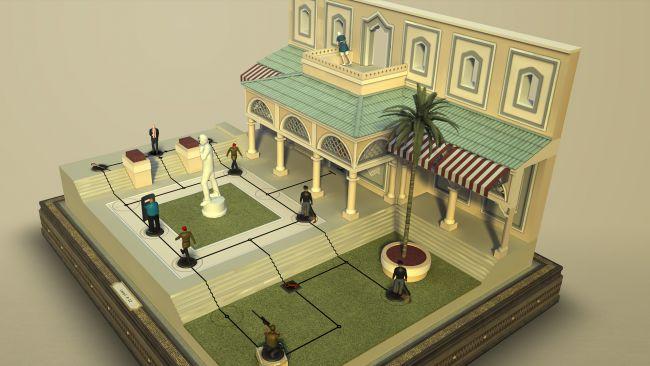 Hitman GO: VR Edition - Screenshots - Bild 3