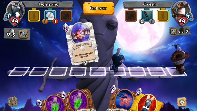 Rabbids Heroes - Screenshots - Bild 8