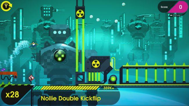 OlliOlli2: XL Edition - Screenshots - Bild 5