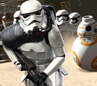 Neue Star-Wars-Spiele - Special