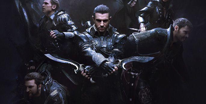 Kingsglaive: Final Fantasy XV - Special
