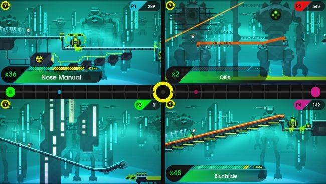 OlliOlli2: XL Edition - Screenshots - Bild 12