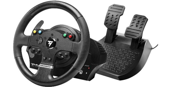 Thrustmaster TMX Force Feedback - Test