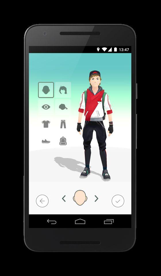 Pokémon GO - Screenshots - Bild 1