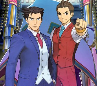 Phoenix Wright: Ace Attorney – Spirit of Justice - Test