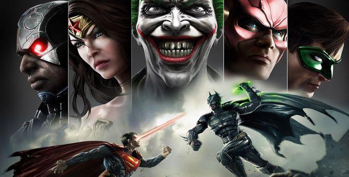 Injustice: Götter unter uns - Preview