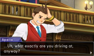 Phoenix Wright: Ace Attorney - Spirit of Justice - Screenshots - Bild 3