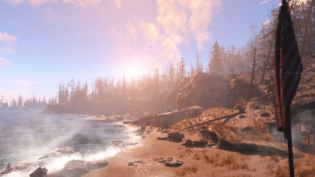 Fallout 4 Erweiterung Far Harbor Terminiert News Von Gameswelt