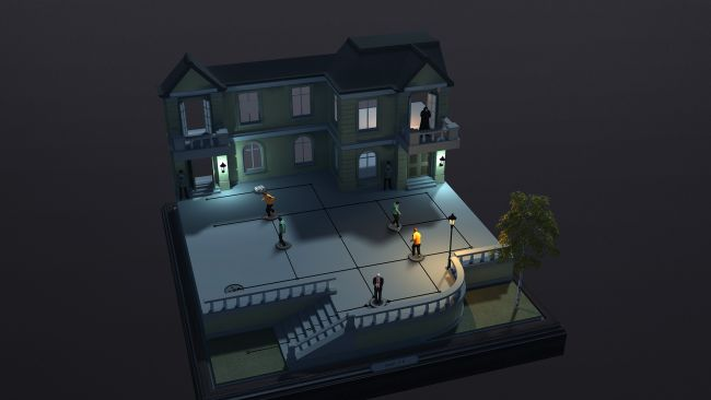Hitman GO: VR Edition - Screenshots - Bild 2