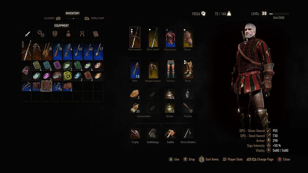 The Witcher 3 Blood And Wine Screenshots Rüstungen Und Neues