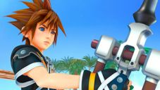 Kingdom Hearts III + Final Fantasy VII Remake - News