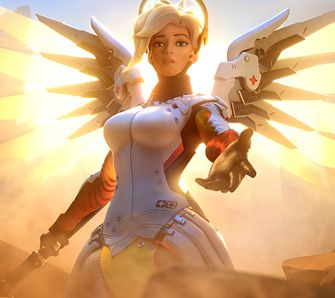 Overwatch: Mercy & Co. - Special