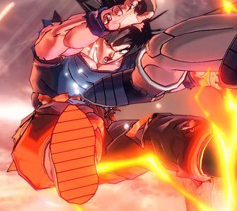 Dragon Ball Xenoverse 2 - Test