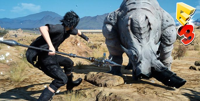 Final Fantasy XV - Preview