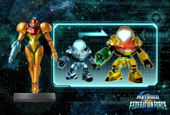 Metroid Prime: Federation Force - Screenshots - Bild 3