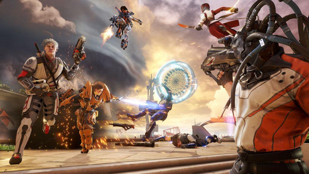 LawBreakers für PlayStation 4 bestätigt