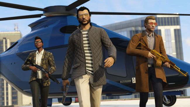 Grand Theft Auto Online - Screenshots - Bild 7