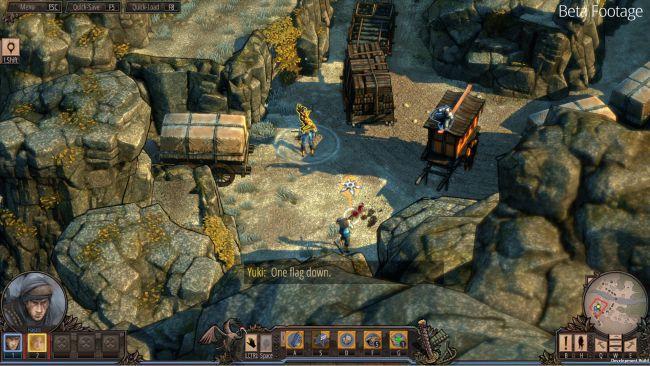 Shadow Tactics: Blades of the Shogun - Screenshots - Bild 5