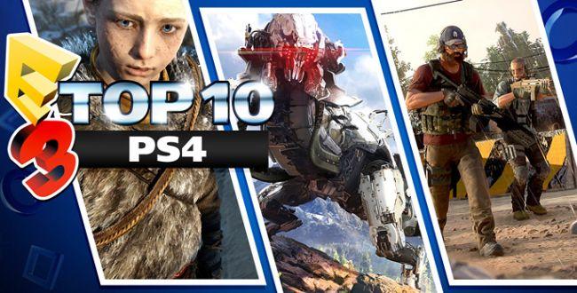 playstation 4 spil top 10
