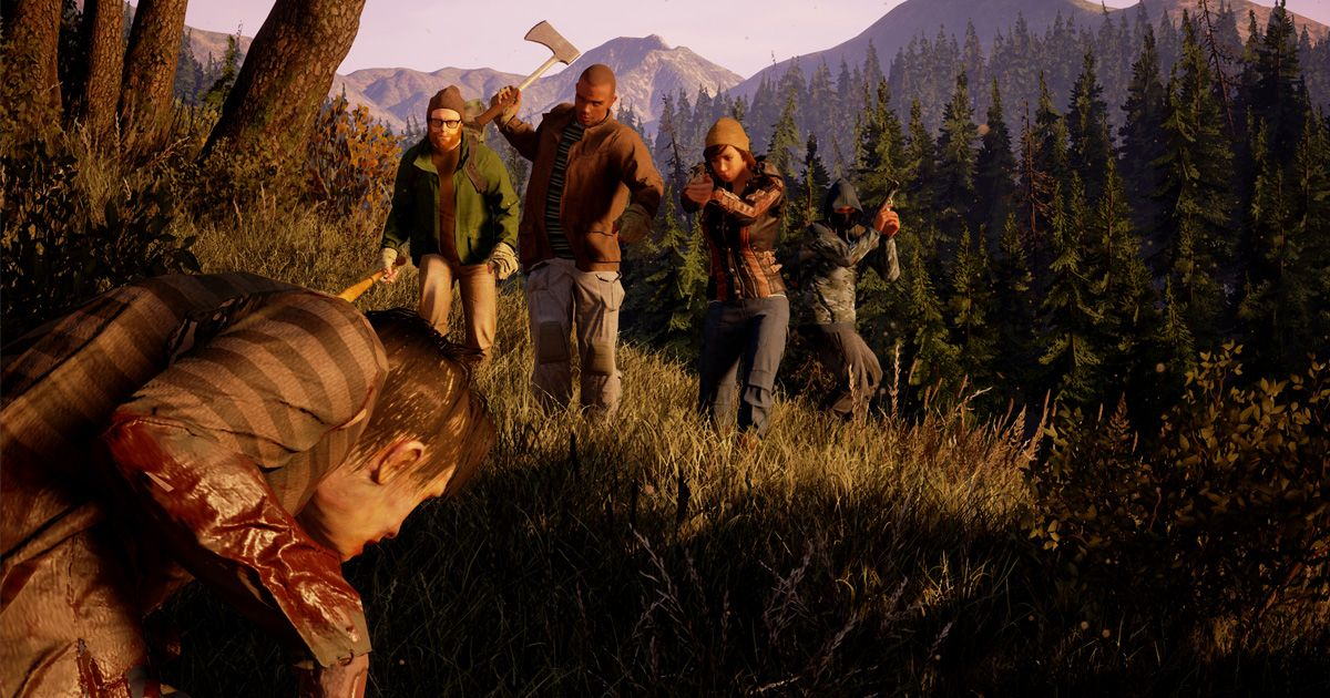 State of Decay 2: DLC + Patch just in time for the next