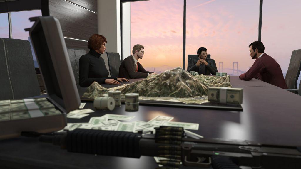 GTA Online: So sichern Sie sich 425.000 Dollar