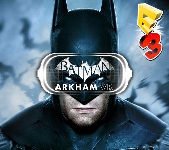 Batman: Arkham VR - Preview