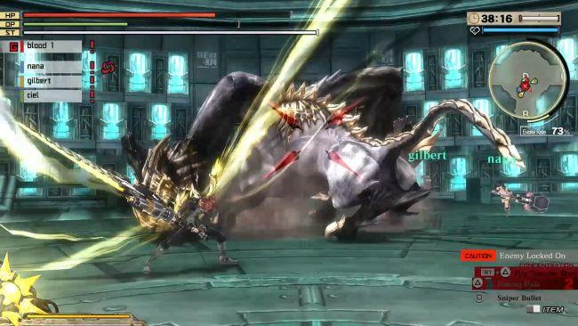 God Eater 2 Rage Burst - Screenshots - Bild 6