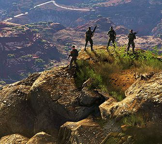 Tom Clancy's Ghost Recon: Wildlands - Screenshots