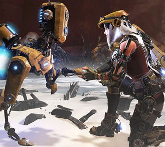 ReCore - Test