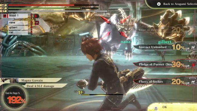 God Eater 2 Rage Burst - Screenshots - Bild 2
