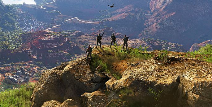 Tom Clancy's Ghost Recon: Wildlands - Komplettlösung