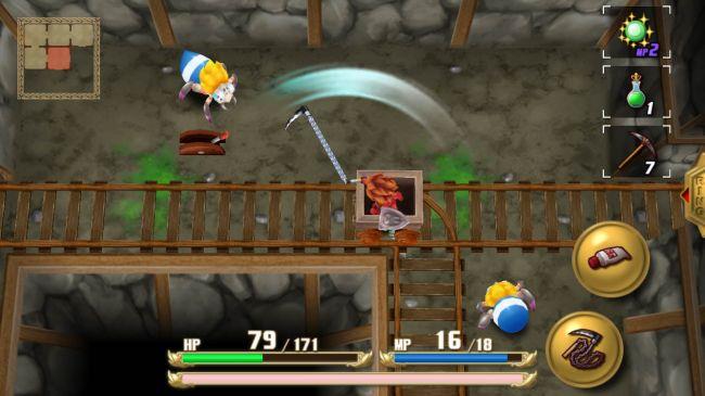 Adventures of Mana - Screenshots - Bild 11