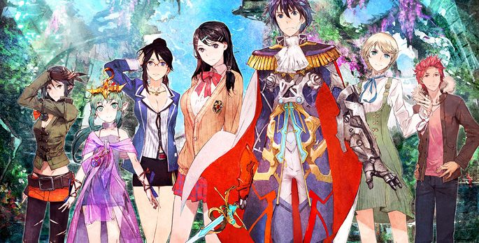 Tokyo Mirage Sessions #FE - Test