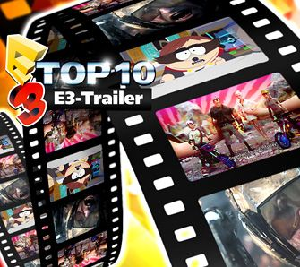 Top 10 Trailer der E3 2016 - Special