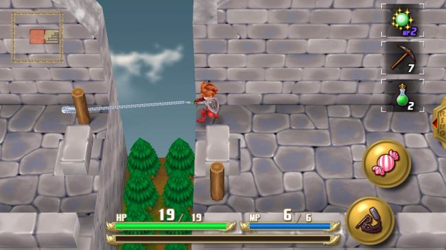 Adventures of Mana - Screenshots - Bild 12