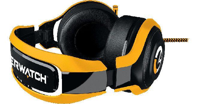 Overwatch Razer ManO'War Tournament Edition Headset - Test