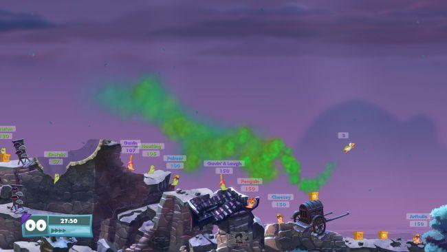 Worms WMD - Screenshots - Bild 18