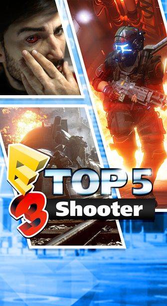Top 5 Shooter der E3 - Special