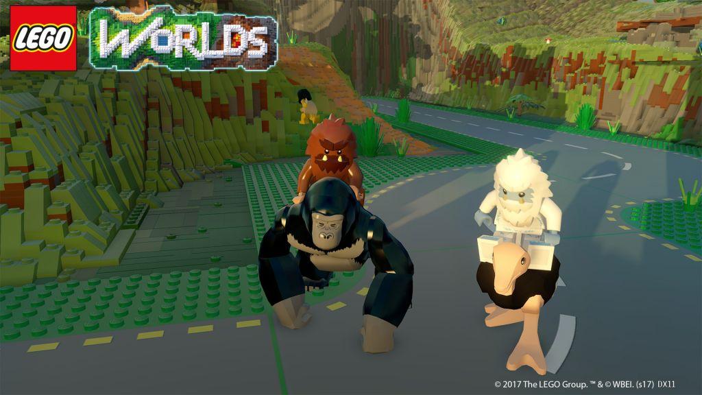 Lego Worlds für PlayStation 4 und Xbox One angekündigt