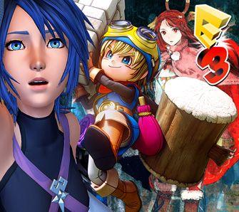 Square-JRPGs auf der E3 - Special