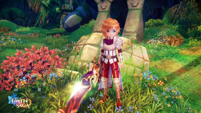 Twin Saga - Screenshots - Bild 6
