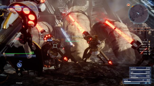 Final Fantasy XV - Screenshots - Bild 4