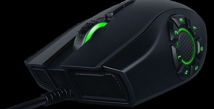 Razer Naga Hex V2 - Test