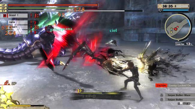 God Eater 2 Rage Burst - Screenshots - Bild 9