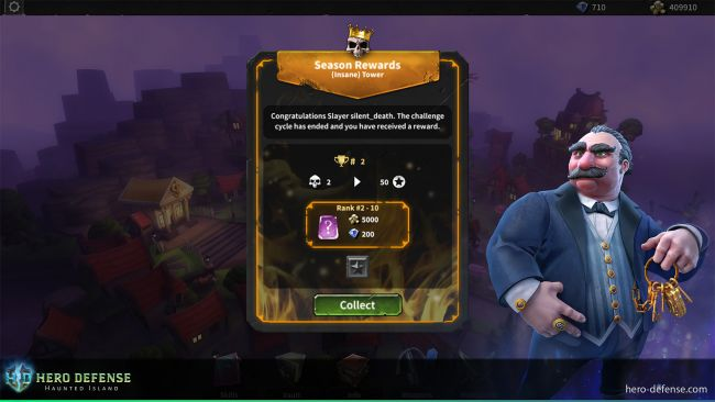 Hero Defense: Haunted Island - Screenshots - Bild 14