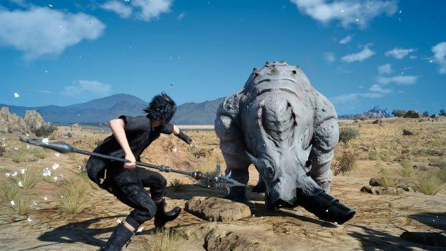 Final Fantasy XV - Screenshots - Bild 9