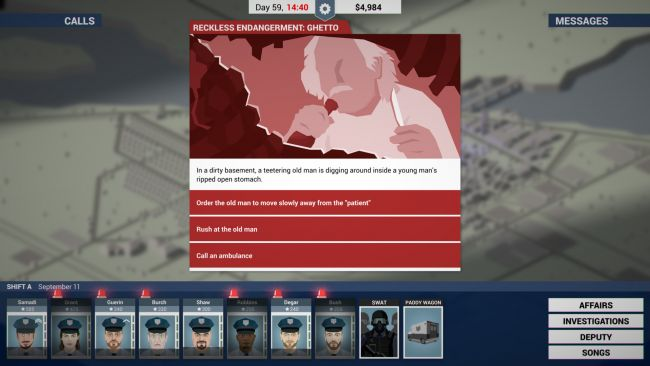 This Is the Police - Screenshots - Bild 12